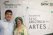 Diretor Regional participa de Encontro da Amazônia das Artes