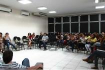 Oficina de Leo Cunha encerra atividades do Arte da Palavra