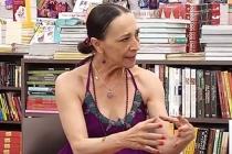 Lina do Carmo ministra oficina pelo Sesc Dramaturgia