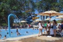 Estudantes visitam Centro de Turismo e Lazer do Sesc