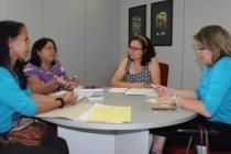 Técnica em Educação do DN visita Piauí
