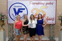 Sesc recebe homenagem do jornal Voz de Floriano